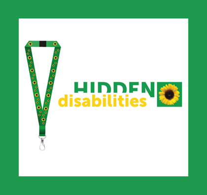 Collect an Official Sunflower Lanyard